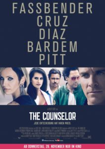The Counselor Plakat