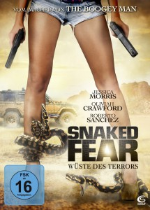 snaked fear