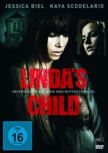 DVD Cover Linda's Child