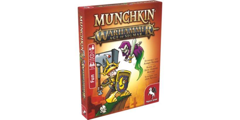 Munchkin Regelwerk